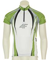 4F Thermodry bike t-shirt, men, white