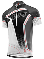Löffler Bike-Trikot Performance Hz Race Aero bike t-shirt, men, black