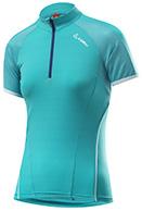 Löffler Bike-Trikot Pro HZ , women, turquoise
