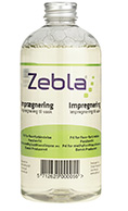 Zebla Impregnation, wash-in
