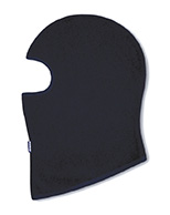 Kama Kids Fleece Balaclava, for kids, black