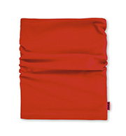 Kama neck warmer, Tecnostretch fleece, red