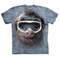 Powder pig - T-shirt-kid