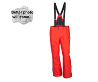 Spyder Dare Tailored Fit mens ski pants, Red