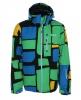 Kilpi Uno, mens snowboard jacket, blue
