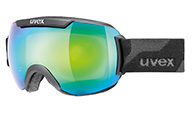 Uvex Downhill 2000, Ski goggles, Litemirror Green