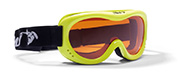 Demon Snow-6 junior ski goggle, lime