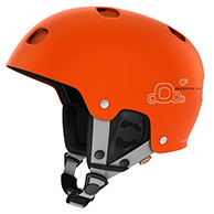 POC Receptor BUG, ski helmet, orange