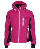 Kilpi Lobaga, womens softshell ski jacket,pink