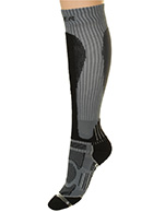 Seger Compressions Ski Socks, unisex