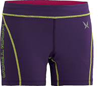 Kari Traa Svalestjert Shorts KT grape