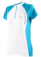 4F Thermodry womens bike t-shirt,  turquoise