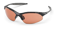 Demon 832 Photochromatic ski sunglasses, carbon/pink