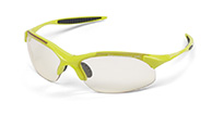 Demon 832 Photochromatic sunglasses, lime/smoke