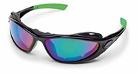 Demon Colorado Outdoor sunglasses, black