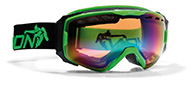 Demon Absolute ski goggle, green