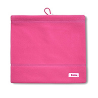 Kama neck warmer, Tecnopile fleece, pink