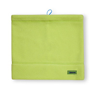 Kama neck warmer, Tecnopile fleece, green