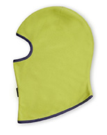 Kama Kids Fleece Balaclava, for kids, green