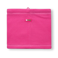 Kama Kids  neck warmer, Tecnopile fleece, pink