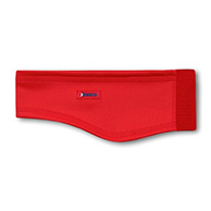 Kama soft shell headband, red