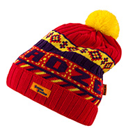 Kama Kamakadze ski and snowboard beanie,red