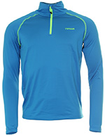 Typhoon Wengen mens underwear shirt, blue