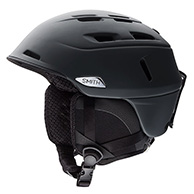 Smith Camber ski helmet, Black