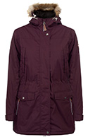 Weather Report Birgitta, Womens jacket, bordeaux