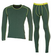 Löffler Transtex mens underwear, set, green