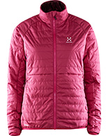 Haglöfs Barrier Lite Jacket Women, bordeaux