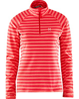 Haglöfs Tribe Top Women, red