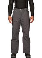 Spyder Propulsion Tailored Fit mens ski pants, Grey