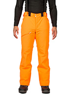Spyder Propulsion Tailored Fit mens ski pants, Orange