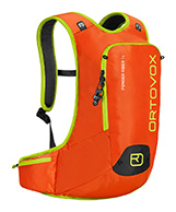 Ortovox Powder Rider 16, backpack, orange