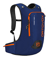 Ortovox Powder Rider 16, backpack, blue