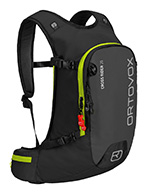 Ortovox Cross Rider 20, backpack, black