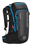 Ortovox Tour Rider 30, Tour/ski backpack, black