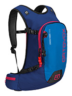 Ortovox Cross Rider 18 S, backpack, blue
