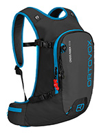Ortovox Cross Rider 18 S, backpack, black