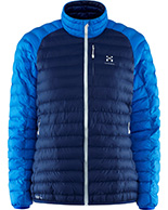 Haglöfs Essens Mimic Jacket Women, blue