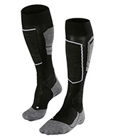 Falke SK4 ski socks, men, black