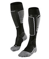 Falke SK4 ski socks, women, black