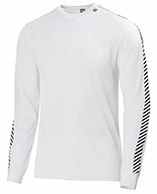 Helly Hansen Dry Stripe Crew, white