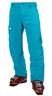 Helly Hansen Legend Cargo mens ski pants, tropic green