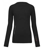 Ortovox Merino Competition Long Sleeve W, black