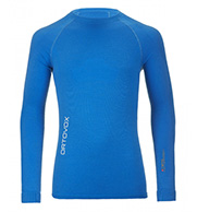 Ortovox Merino Competition Long Sleeve M, blue