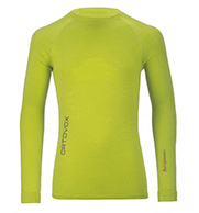 Ortovox Merino Competition Long Sleeve M, green