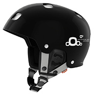 POC Receptor BUG Adjustable, ski helmet, black