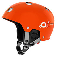 POC Receptor BUG Adjustable, ski helmet, orange